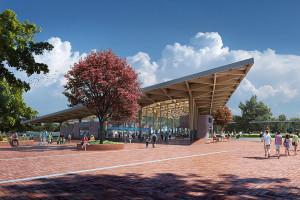 Architectenselectie station Assen