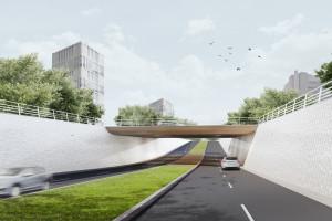 Ontsluiting Bio Science Park (OBSP), Leiden