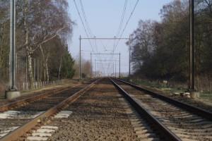 Spoorlijn Heerenveen Groningen