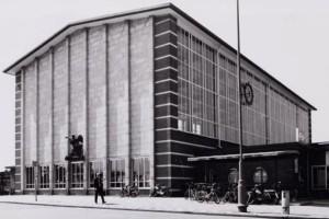 Architectenselectie station Amstel