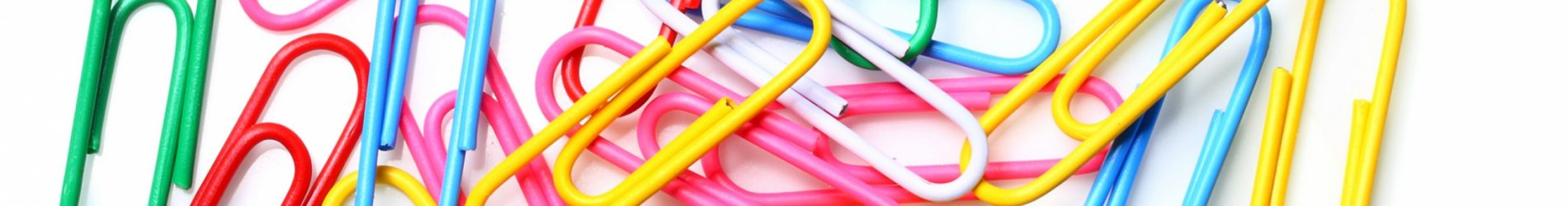 Banner paperclips